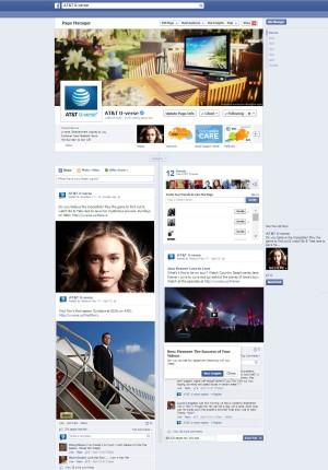 U-verse Facebook